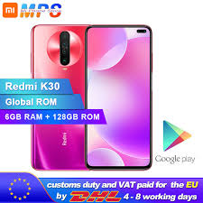 <b>New Original Xiaomi Redmi</b> K30 6GB 128GB 4G Smartphone ...
