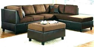 suede sectional leather couch micro and microfiber reviews sofas for with