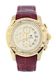 mens gold watch mens diamond watch diamond watches frostnyc mens yellow gold tone diamond watch appx 0 2 carats