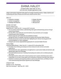 Skills Section For Resumes How To Write Your Resume Skills Section My Perfect Resume