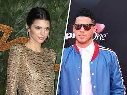 Kendall Jenner und Devin Booker: Model ...