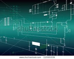 electric circuit diagram stock images royalty images electronics background circuit diagrams