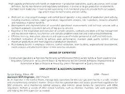 Oilfield Consultant Resume Templates Template 4 Samples Resumes