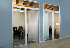 office swing doors