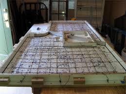 diy concrete countertops tutorial