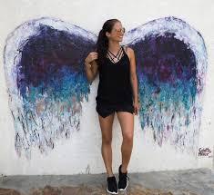 hermosa beach colette miller angel wings
