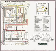 dune buggy wiring diagram