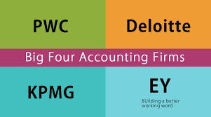 Big Four Accounting Firms What You Must Know About The Big 4