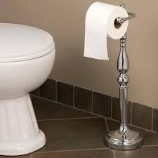 Chrome Toilet Paper Holder Magazine Rack Home Design Standing Chrome Magazine Rack Toilet Paper Tissue 30