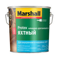 Marshall <b>Protex</b> Yat <b>лак алкидно</b>-<b>уретановый</b>, водостойкий ...