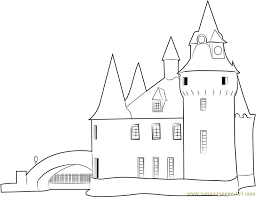 Small Picture Disney Frozen Coloring Pages Castle