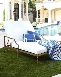 outdoor double chaise mainstays outdoor double chaise lounger tan seats 2