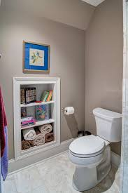 small bathroom wall storage