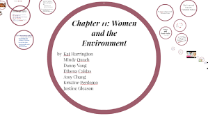 Chapter 11: Women and the Environment by Justine Gleason