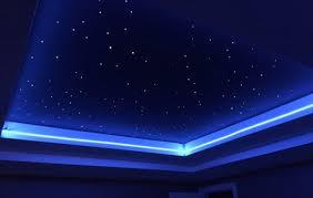 fiber optic star ceiling panels made