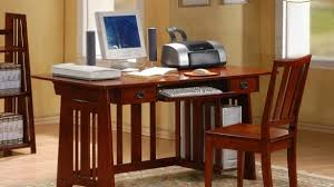 mission style solid oak office computer. Mission Style Computer Desk Westmontcatering Com Regarding Desks Inside Idea 12 Solid Oak Office A