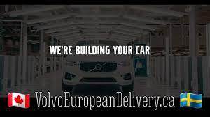 2018 volvo overseas delivery. delighful overseas volvo european delivery program and 2018 volvo overseas delivery t
