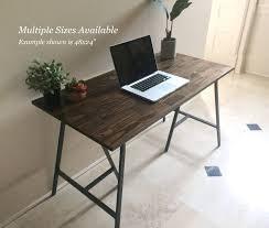 long desk narrow desk long narrow desk wooden desk workstation large