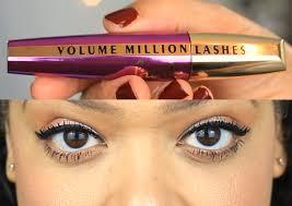 new l oreal volume million lashes fatale maa review demo you loreal voluminous million lashes makeupalley