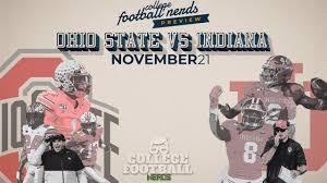 Ohio State vs Indiana - College ...