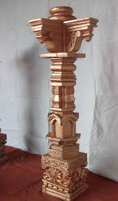Thermocol Pillar Design Thermocol Makhar On Behance Pillar Design Thermocol Craft