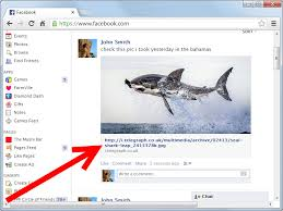 how to have a cool facebook profile