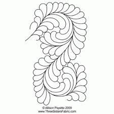 Abundant Feathers Corner [1603] - $15.00 : Three Sisters Fabric ... & Abundant Feathers Corner Adamdwight.com
