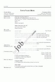 Resume Actually Free Resume Templates Delicate Basic Resume Form
