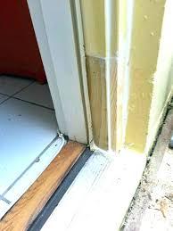 replacement door jambs how to replace a door frame outstanding replacing exterior door jamb exterior door