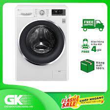 Máy giặt LG FC1409S3W 9kg, Giá tháng 5/2020