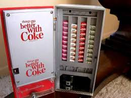 Vending Machine Bank Cool Coca Cola Vending Machine Bank YouTube