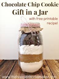 Cookie Mix In A Mason Jar Recipe Chocolate Chip Cookie Mix In A Jar Best Cookies In A Jar Recipe 1