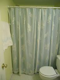home decor large size bathroom shower curtain selection kitchen countertop lace room idea
