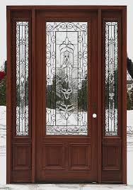 mahogany front doors with glass elegant 28 best glass entrance doors images on