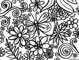 Spring Coloring Pages Free Printable Vudfiullinfo