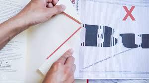 Uhr vorlage zum ausdrucken und selber basteln. Einfach Bucher Falten Diy Anleitung Fur Anfanger Vorlage