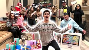 The Best Family Christmas Gifts Opening Ever