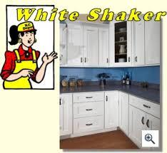 white shaker kitchen cabinet. White Shaker Cabinets Kitchen Cabinet R