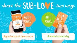 subway gift card codes 2016 photo 2
