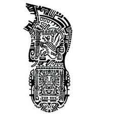 Aztec Tattoo Patterns Simple Index Of Wpcontentgallerycategoryaztectattoos
