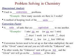 problem solving in chemistry ppt video online  problem solving in chemistry