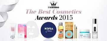 cosme best cosmetics awards 2016