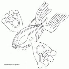 26 Kyogre Coloring Pages Groudon Kyogre Rayquaza Coloring Pages
