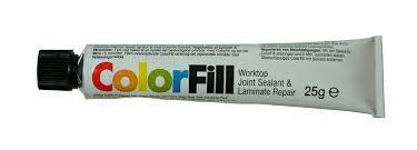 25 Gram Colorfill Worktop Joint And Repair Kit 20 Piece