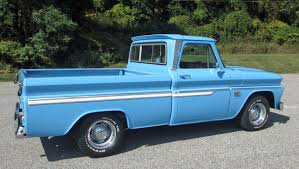 1966 Chevrolet 1/2-Ton Pickup | Connors Motorcar Company