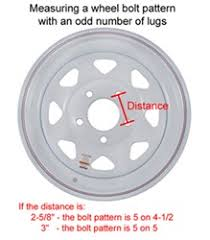 Wheel Bolt Pattern Measurement Mesmerizing How To Measure The Bolt Pattern On A 48 Inch Wheel With 48 Lug Bolt