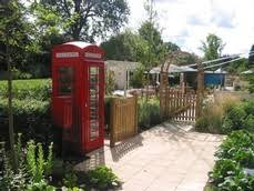 Small Picture Expert design essential for a good Dementia Sensory Garden