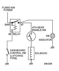 sw em od retrofitting on a vintage volvo Borg Warner 3 Speed Overdrive Borg Warner Overdrive Wiring Diagram #41
