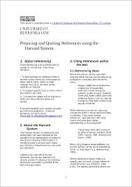 example of essay harvard referencing tar college harvard  uk essays harvard referencing example of essay harvard referencing
