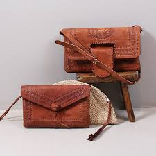 mexican leather bags